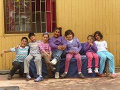 Eine SOS-Familie (Foto: SOS-Archiv)