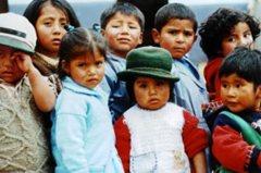 Kinder im SOS-Sozialzentrum Cuzco (Foto: H. Müller)