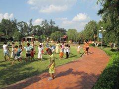Hier können die Kinder unbeschwerte Tage genießen (Foto: SOS-Archiv)