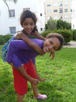In unserer Obhut wachsen Brüder und Schwestern gemeinsam auf (Foto: SOS-Archiv).