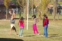 Kinder haben Spaß zusammen (Foto: SOS-Archiv)