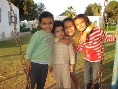 Kinder in unserer Obhut wachsen mit ihren Brüdern und Schwestern auf (Foto: SOS-Kinderdorf).
