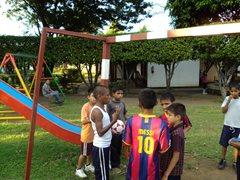 Kinder in unserer Obhut wachsen in einem sicheren Zuhause und einer gefahrlosen Umgebung auf. (Foto: SOS-Archiv)