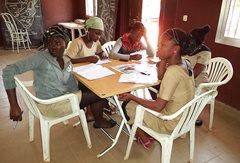 SOS-Kinderdorf gibt jungen Menschen die Unterstützung, die sie brauchen, in der Schule und zu Hause (Foto: M.Mägi).