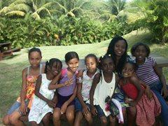 Kinder aus dem SOS-Kinderdorf beim Ausflug. (Foto: SOS-Archiv)