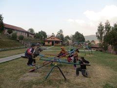 Kinder in unserer Obhut wachsen mit ihren Brüdern und Schwestern auf. (Foto: SOS-Archiv).