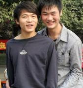 Zwei Jugendliche in unserem Jugendprogramm (Foto: SOS-Archiv)