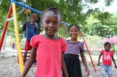 Stolzer Junge aus Haiti (Foto: S. Preisch)