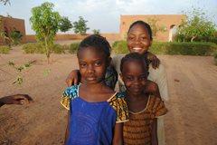 Kinder in unserer Obhut wachsen mit ihren Brüdern und Schwestern in einer sicheren Umgebung auf. (Foto: SOS-Archiv)