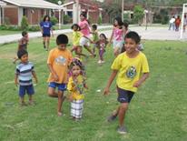 In den SOS-Kinderdörfern wachsen Geschwister gemeinsam in einem stabilen Zuhause auf (Foto: SOS-Archiv).