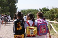 SOS-Kinderdorf sorgt dafür, dass Kinder zur Schule gehen (Foto: SOS-Archiv).