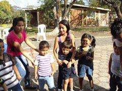Kinder in unserer Obhut wachsen mit ihren Brüdern und Schwestern auf.  (Foto: SOS-Archiv)