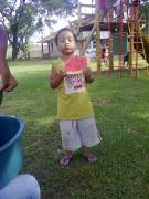 Kleines Kind im Kinderdorf Porto Alegre (Foto: SOS-Archiv)