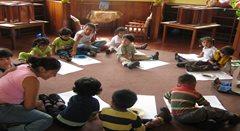 Kreative Spiele für Kinder (Foto: SOS-Archiv)