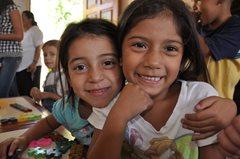 Kinder im SOS-Kinderdorf Estelí (Foto: M. Vado)