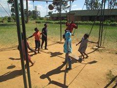 SOS-Kinderdorf bietet eine sichere Umgebung für die Kinder (Foto: SOS-Archiv).