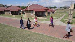 Kinder auf dem Spielplatz (Foto: SOS-Archiv)