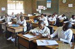 SOS-Kinderdorf betreibt eine Schule in Maseru (Foto: SOS-Archiv).